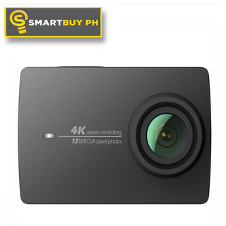 Xiaomi Black Yi 4K Action Camera International Version (posyi4kblack)