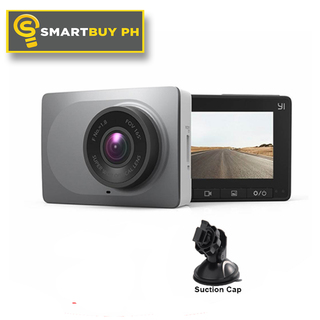 Xiaomi Yi Smart Dashcam (Grey)