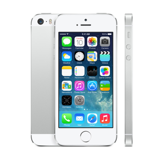 Apple iPhone 5S 16GB (White)
