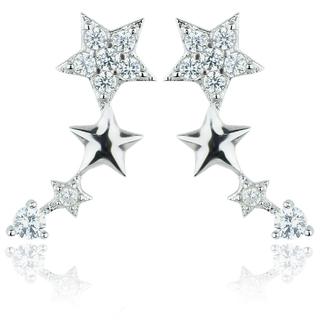 E-Rings Star Shower Earrings (ERS 00005-0110)