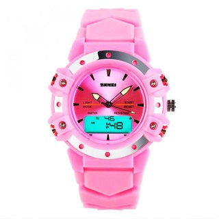 Skmei 30m Waterproof Digital Wristwatch - Pink (LGSKMSKMEIPNK-0004247)
