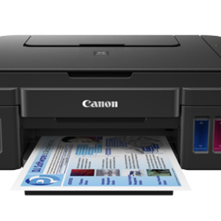 Canon Pixma G3000 CIS Inkjet All-In-One Wireless Printer