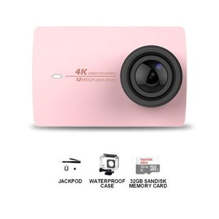 Xiaomi Yi 4K Package