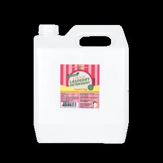 Messy Bessy Natural Liquid Laundry Detergent Grapefruit 4L