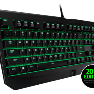 Razer Blackwidow Ultimate 2016 Stealth (Silent) Keys Mechanical Keyboard
