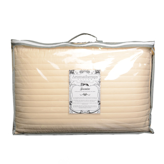 AROMATHERAPY LATEX PILLOW JASM (9207)