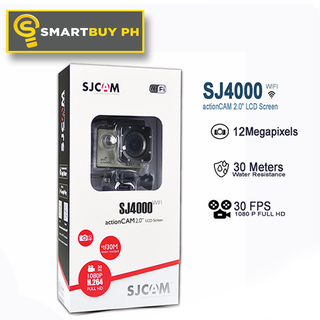 SJCAM SJ4000 WiFi Sport Action Cam