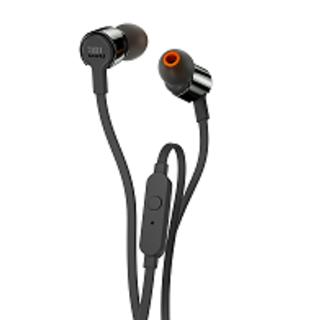 JBL T210  IN-EARHEADPHONE BLACK