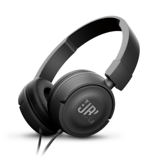 JBL T450 ON-EAR HEADPHONE BLACK
