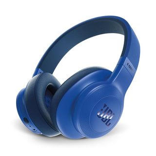 JBL E55BT OVER-EAR HEADPHONE BLUE