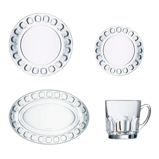 LUMINARC AE H2848 ROC 14PC DINNER SET (AARR014)