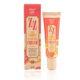 Zit Zapper Cream Silicone-Free Foundation
