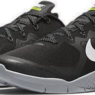 NIKE METCON 2 BLACK/WOLF GRAY/WHITE (819899-001)