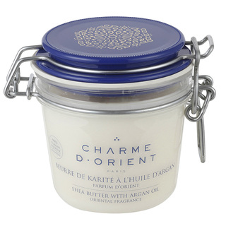 Charme D'Orient Shea Butter with Argan Oil - Oriental (14237)