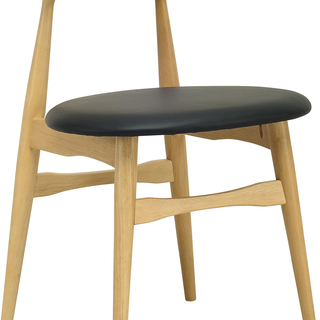 OLGA Natural DINING CHAIR