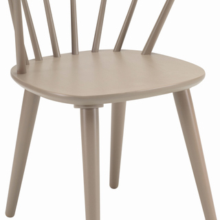 GABBY Taupe DINING CHAIR