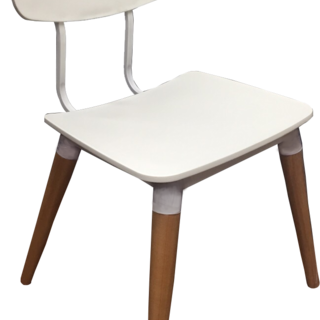 SYDNEY White DINING CHAIR