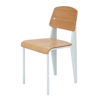 KIM White DINING CHAIR