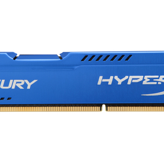 Kingston - HyperX Fury - 8GB DDR3, 1866MHz Memory (Blue)