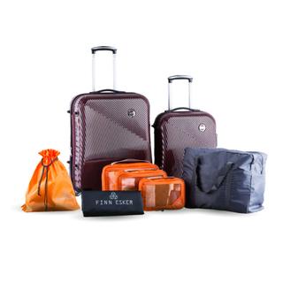 Finn Esker Luxury Luggage Set