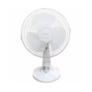 "12"" Oscillating Desk Fan (Akari ADF-1226)"