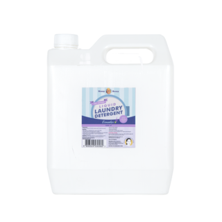 Messy Bessy Natural Liquid Laundry Detergent Lavender 4L