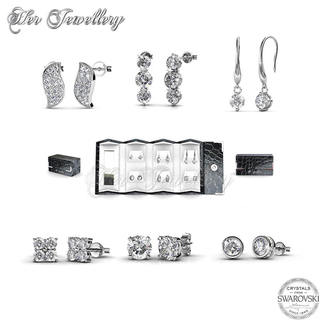 6 Days Elegant Earrings Set
