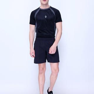 Lagalag Mtn. Runner shorts (Black)
