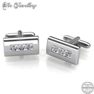 Cufflinks (Rectangular)