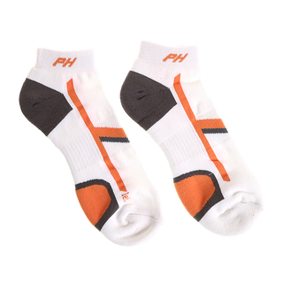 PIN-HIGH TOUR SOCK(SP) WHITE/ORANGE PEEL (10116)