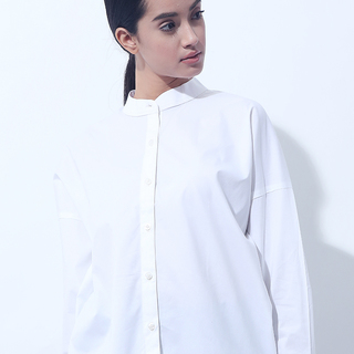 CANVAS LILY TOP (White)