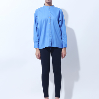 CANVAS LILY TOP (PERIWINKLE Blue)
