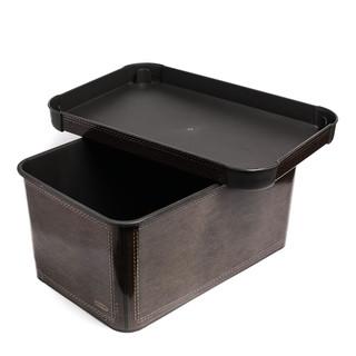 DECO BOX LEATHER SML (54075)