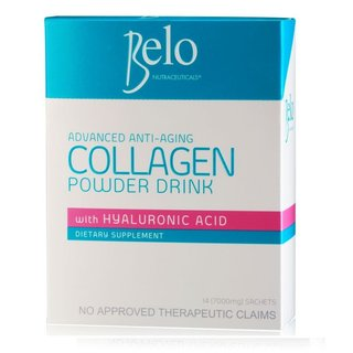 Belo Nutraceuticals Collagen Powder Drink 7000mg x 14s