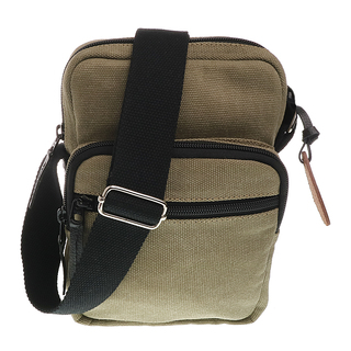 Our Tribe 865 Men's Canvas Pouch