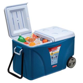 RUBBERMAID RM2C09 MOOBL ICE CHEST 75QT 5-DAY COOLER (URMI095)