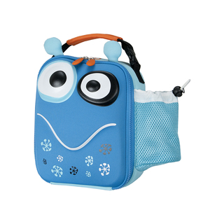 Igloo Creature Shapes Oggli Lunch Bag (Blue) (157584 blue)