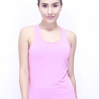 DANSKIN REGULAR FIT TANK TOP – TRAINING COLLECTION PINK (0019)