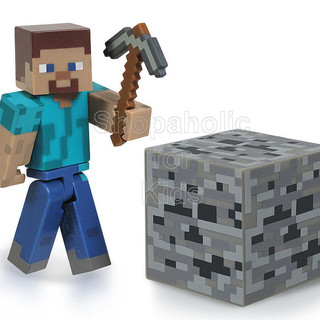 Minecraft - Core Steve with Accessory (00781)
