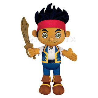 Jake and the Never Land Pirates Plush Doll (00902)