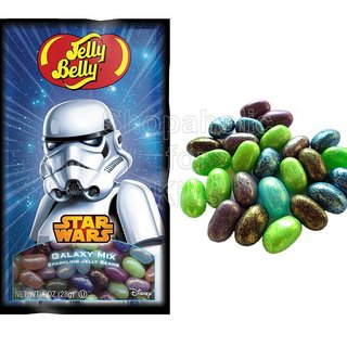 Jelly Belly Star Wars Sparkling Jelly Bean Pack - Stormtrooper (1pc) (01477-S)