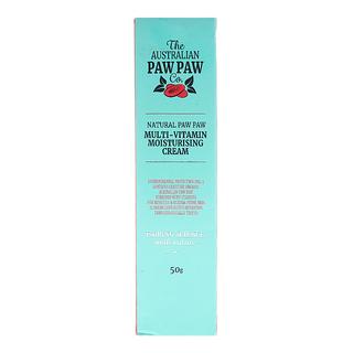 The Australian PawPAw Multi Vitamin Moisturizing Cream 50g