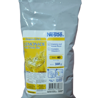 NESTLE Lemonade Fruit Drink Mix  360 grams