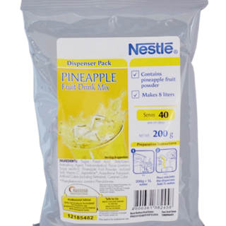 NESTLE Pineapple Fruit Drink Mix  360 grams