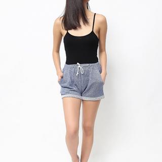 Uropa Blue Shorts (AUV001089)