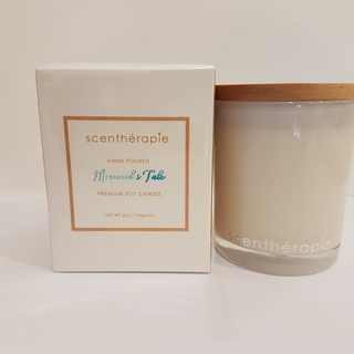 Scentherapie Mermaid's Tale  100% Soy Wax Candle 170 gms