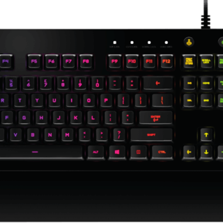 Logitech G213 Prodigy RGB Gaming Keyboard with Mech-dome Keys