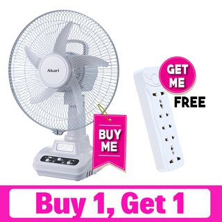 Rechargeable Oscillating Fan (ARF-5313F)