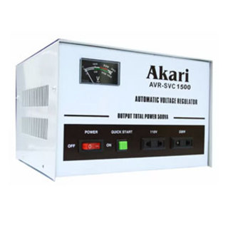 Automatic Voltage Regulator 1500W (AVR-SVC-1500W)