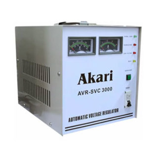 Automatic Voltage Regulator 3000W (AVR-SVC-3000W)